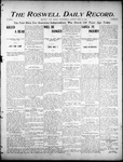 Roswell Daily Record, 04-19-1905 by H. E. M. Bear