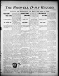 Roswell Daily Record, 04-20-1905 by H. E. M. Bear