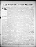 Roswell Daily Record, 04-22-1905 by H. E. M. Bear