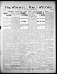 Roswell Daily Record, 04-24-1905 by H. E. M. Bear