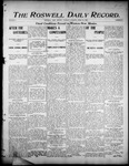 Roswell Daily Record, 04-25-1905 by H. E. M. Bear