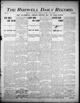 Roswell Daily Record, 04-26-1905 by H. E. M. Bear