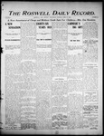 Roswell Daily Record, 04-27-1905 by H. E. M. Bear