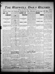 Roswell Daily Record, 04-28-1905 by H. E. M. Bear