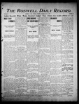 Roswell Daily Record, 05-01-1905 by H. E. M. Bear