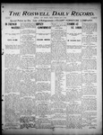 Roswell Daily Record, 05-05-1905 by H. E. M. Bear