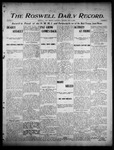Roswell Daily Record, 05-06-1905 by H. E. M. Bear
