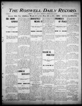 Roswell Daily Record, 05-10-1905 by H. E. M. Bear