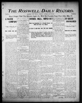 Roswell Daily Record, 05-11-1905 by H. E. M. Bear