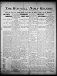 Roswell Daily Record, 05-13-1905 by H. E. M. Bear