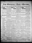 Roswell Daily Record, 05-19-1905 by H. E. M. Bear