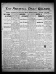 Roswell Daily Record, 05-20-1905 by H. E. M. Bear