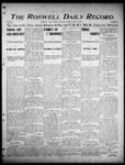Roswell Daily Record, 05-22-1905 by H. E. M. Bear