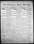Roswell Daily Record, 05-23-1905 by H. E. M. Bear