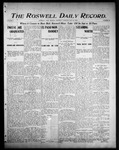 Roswell Daily Record, 05-25-1905 by H. E. M. Bear