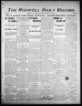 Roswell Daily Record, 05-27-1905 by H. E. M. Bear