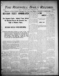 Roswell Daily Record, 05-29-1905 by H. E. M. Bear