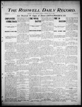 Roswell Daily Record, 05-30-1905 by H. E. M. Bear