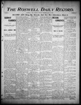 Roswell Daily Record, 06-12-1905 by H. E. M. Bear