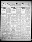 Roswell Daily Record, 06-20-1905 by H. E. M. Bear