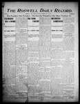 Roswell Daily Record, 07-03-1905 by H. E. M. Bear