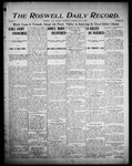 Roswell Daily Record, 07-06-1905 by H. E. M. Bear