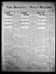 Roswell Daily Record, 07-07-1905 by H. E. M. Bear