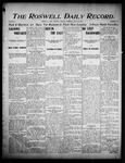 Roswell Daily Record, 07-10-1905 by H. E. M. Bear