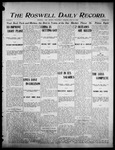 Roswell Daily Record, 07-12-1905 by H. E. M. Bear