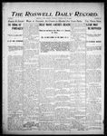 Roswell Daily Record, 07-18-1905 by H. E. M. Bear