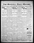 Roswell Daily Record, 07-22-1905 by H. E. M. Bear