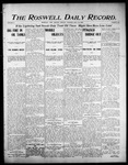Roswell Daily Record, 07-24-1905 by H. E. M. Bear