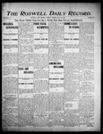 Roswell Daily Record, 07-25-1905 by H. E. M. Bear