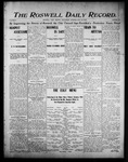 Roswell Daily Record, 07-26-1905 by H. E. M. Bear