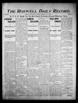 Roswell Daily Record, 07-27-1905 by H. E. M. Bear