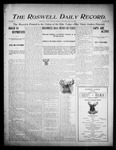 Roswell Daily Record, 07-28-1905 by H. E. M. Bear