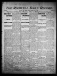 Roswell Daily Record, 07-31-1905 by H. E. M. Bear