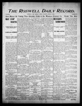 Roswell Daily Record, 08-04-1905 by H. E. M. Bear