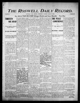 Roswell Daily Record, 08-09-1905 by H. E. M. Bear