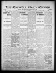 Roswell Daily Record, 08-14-1905 by H. E. M. Bear