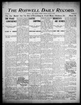 Roswell Daily Record, 08-15-1905 by H. E. M. Bear