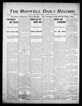 Roswell Daily Record, 08-17-1905 by H. E. M. Bear