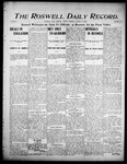 Roswell Daily Record, 08-18-1905 by H. E. M. Bear