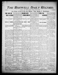 Roswell Daily Record, 08-21-1905 by H. E. M. Bear
