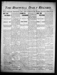 Roswell Daily Record, 08-25-1905 by H. E. M. Bear