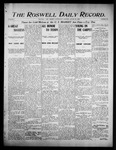 Roswell Daily Record, 08-30-1905 by H. E. M. Bear