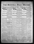 Roswell Daily Record, 09-01-1905 by H. E. M. Bear