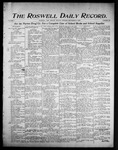 Roswell Daily Record, 09-04-1905 by H. E. M. Bear