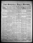 Roswell Daily Record, 09-05-1905 by H. E. M. Bear