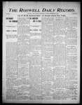 Roswell Daily Record, 09-06-1905 by H. E. M. Bear